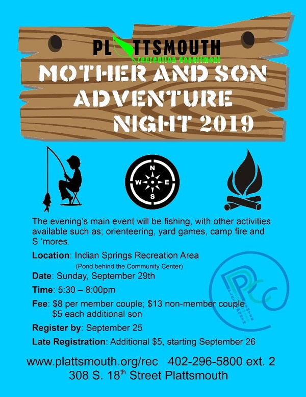 Mother son adventure