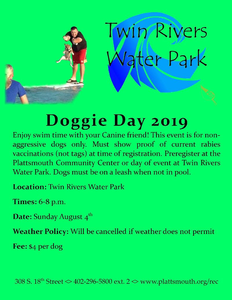 TRpark doggy day