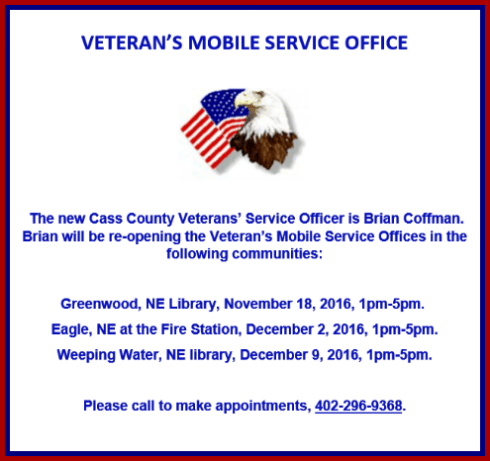 Veterans mobile