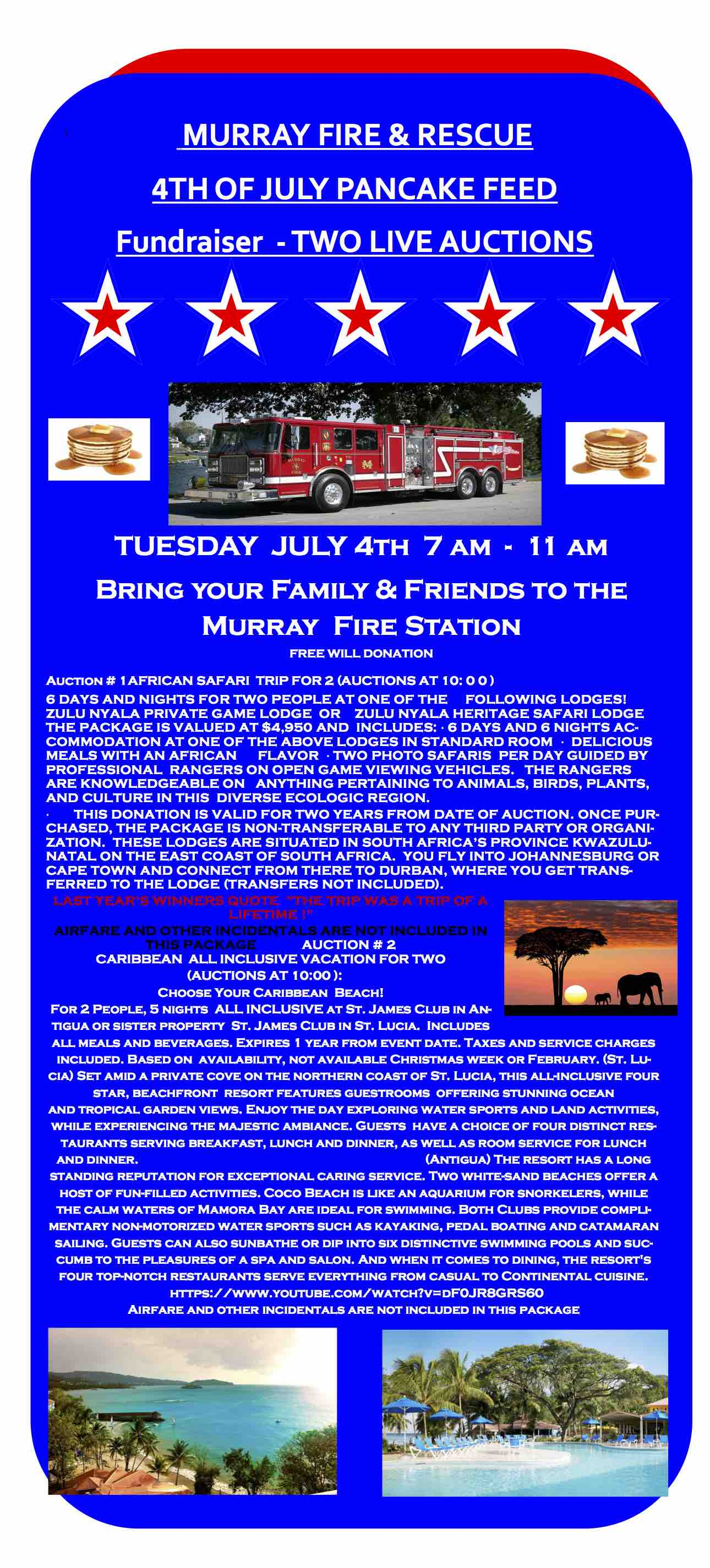 2017 06 14 MVFD PANCAKES AUCTION
