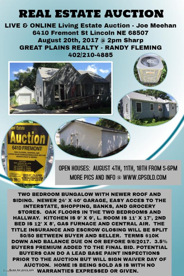 GP Real Estate Auction