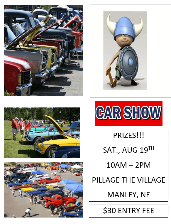 Pillage carshow