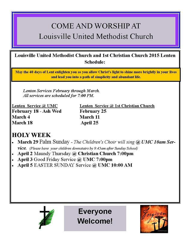 Louisville Church