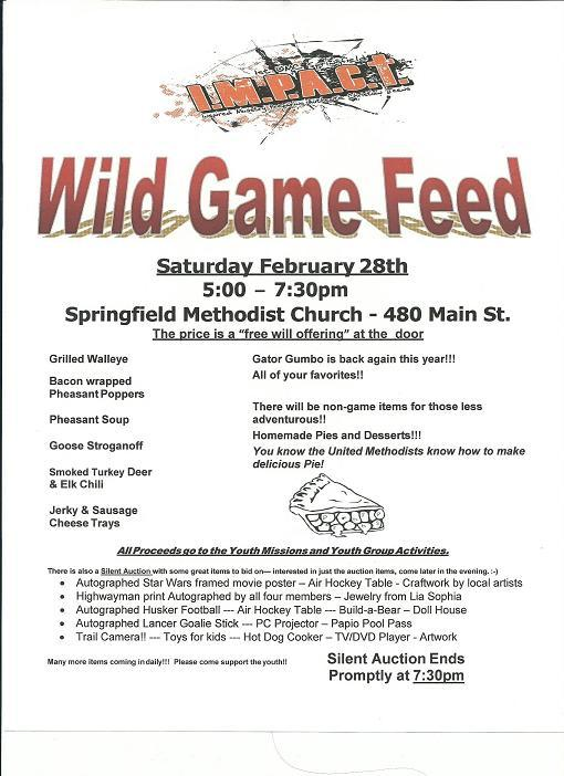 Wild Game_Feed