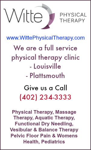 Witte Physical Therapy in Louisville and Plattsmouth